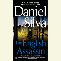 The English Assassin Audiobook, by Daniel Silva