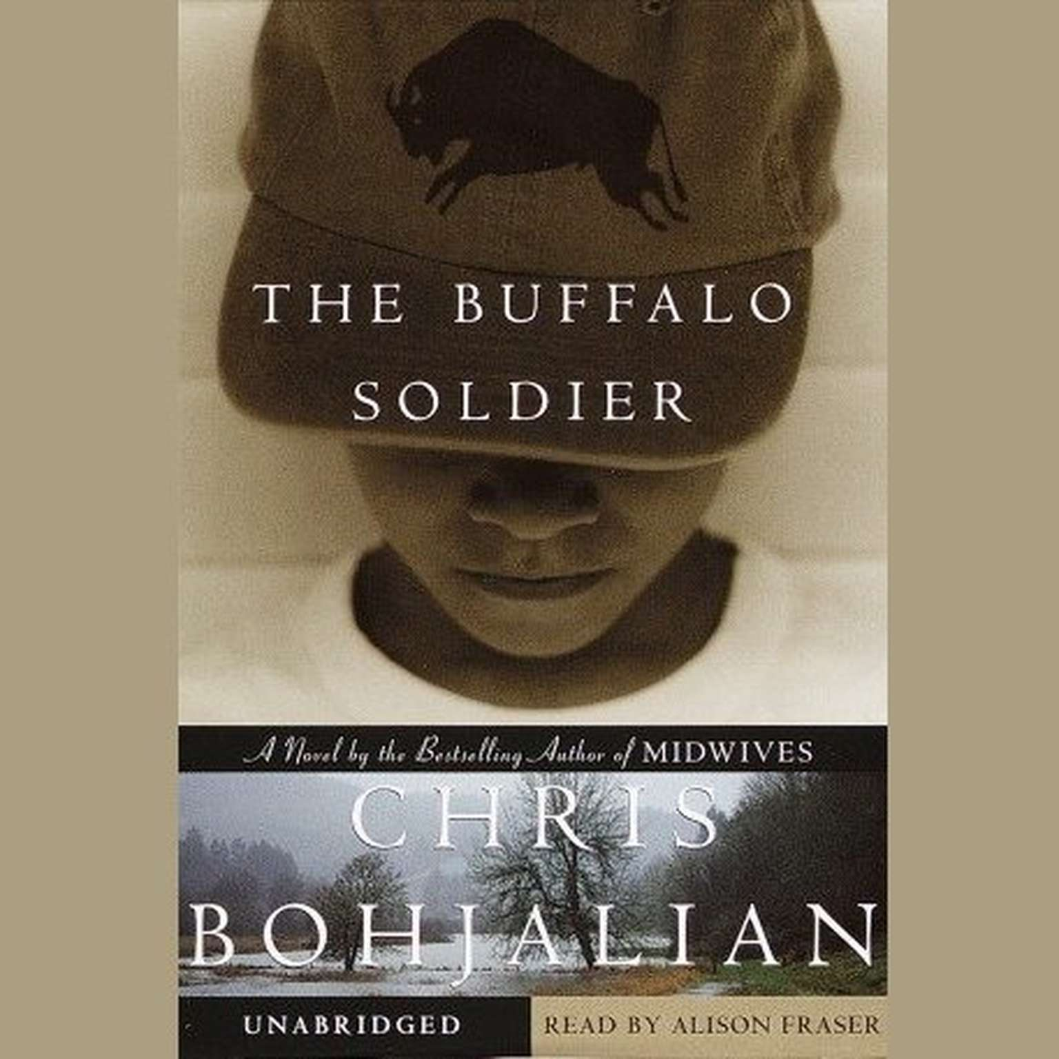 Printable The Buffalo Soldier Audiobook Cover Art