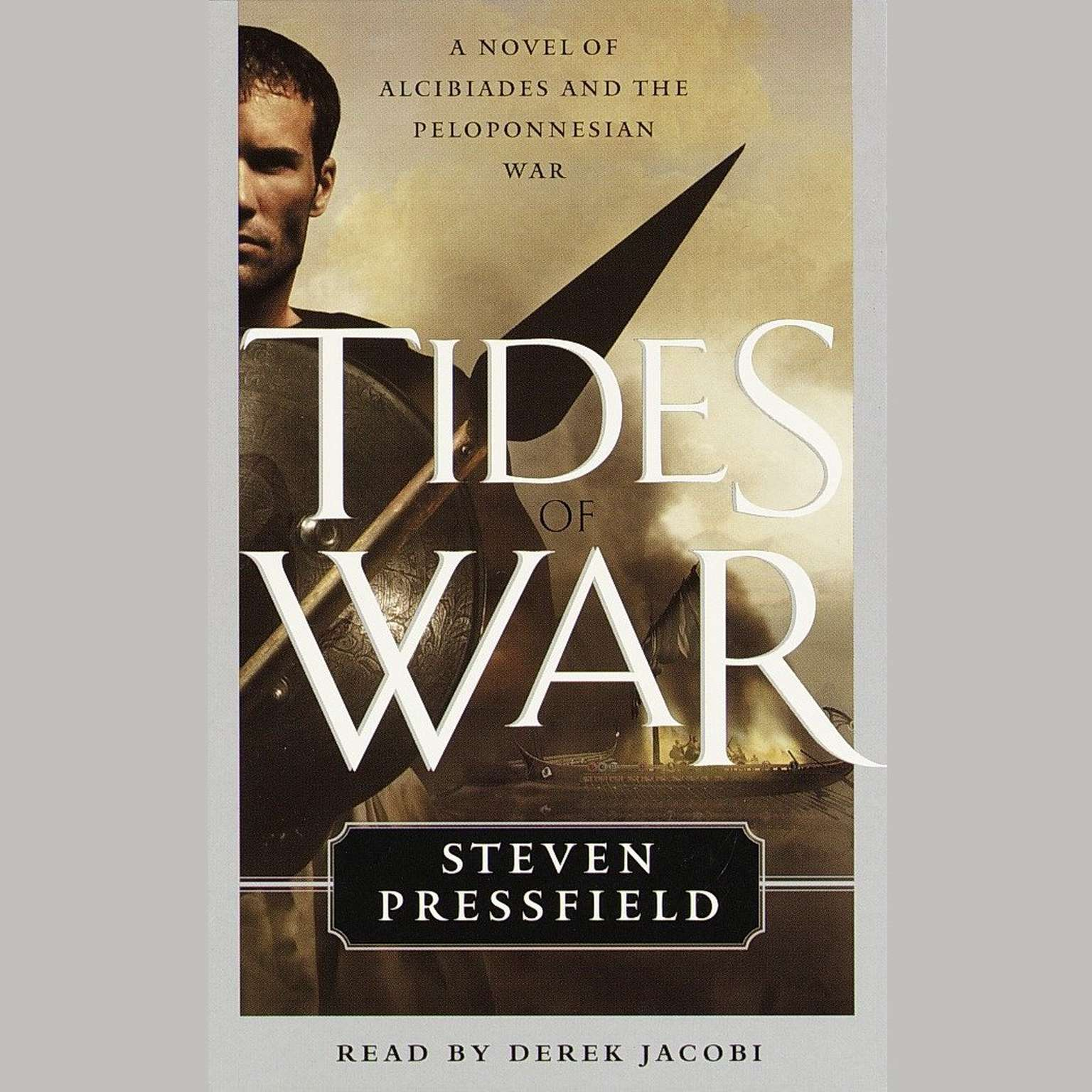 Printable Tides of War Audiobook Cover Art