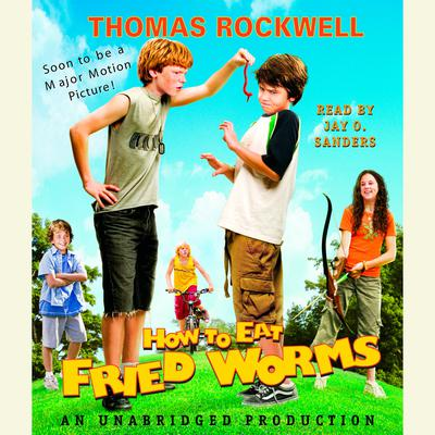 How to Eat Fried Worms Audiobook, by Thomas Rockwell
