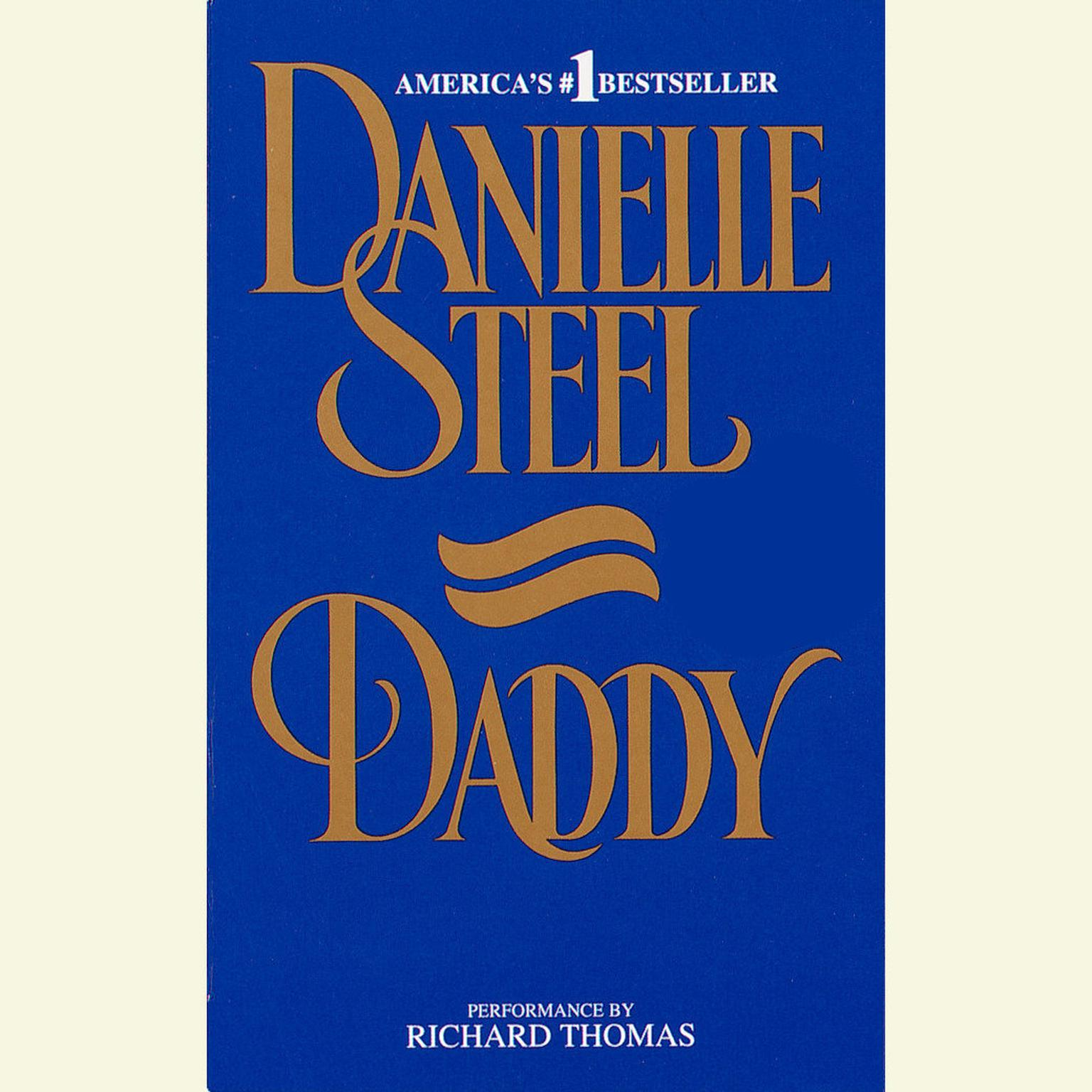 Printable Daddy Audiobook Cover Art