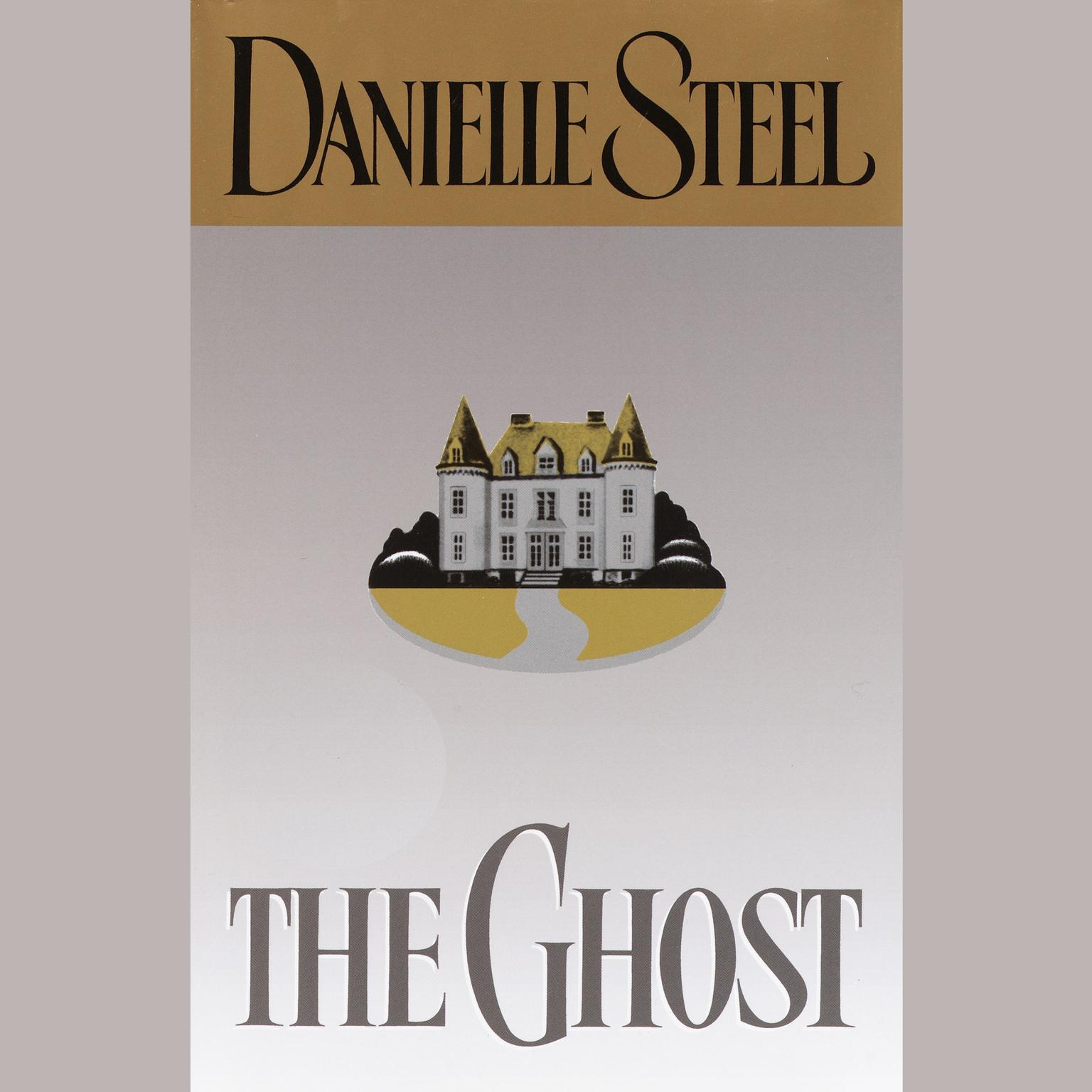 Printable The Ghost Audiobook Cover Art