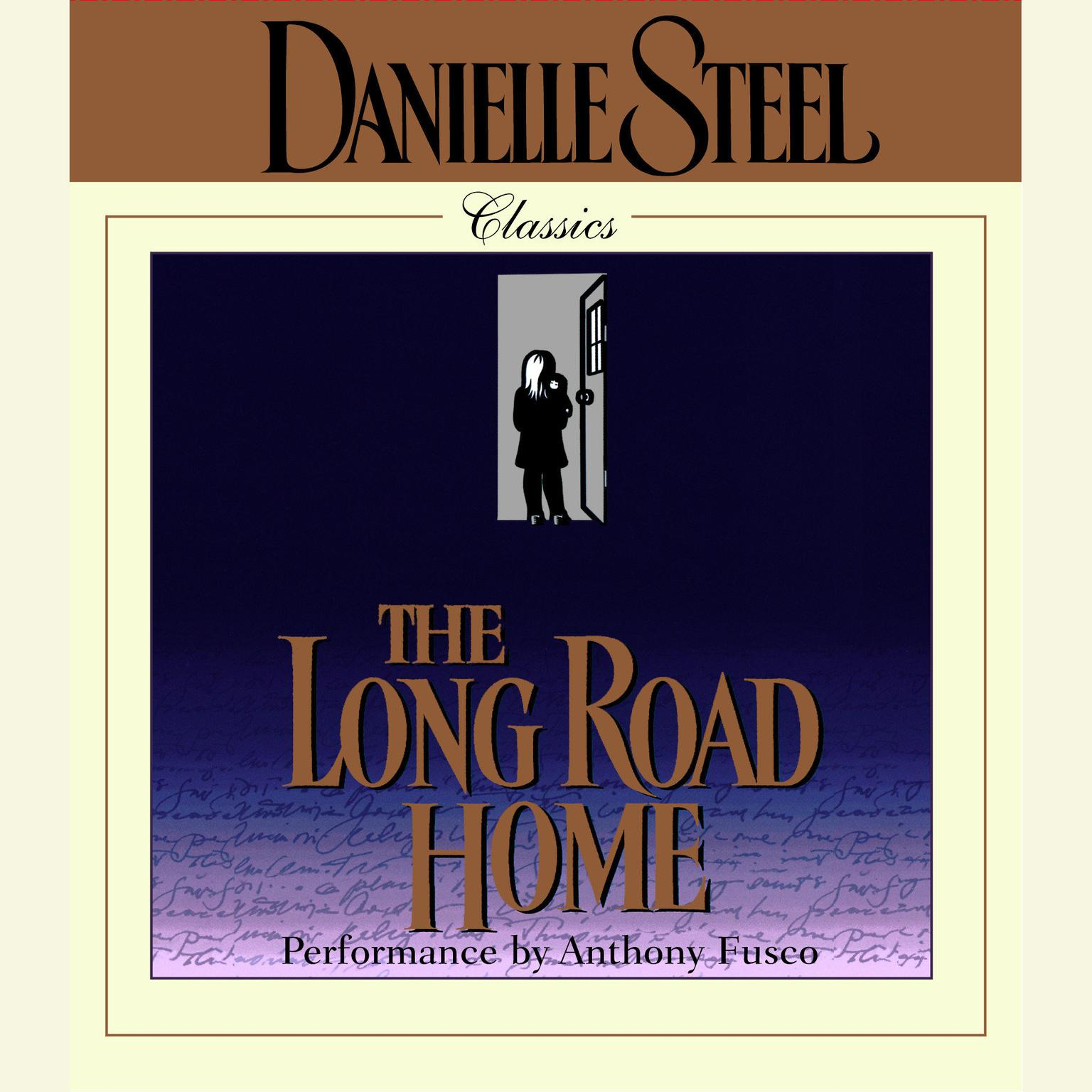 Printable The Long Road Home Audiobook Cover Art