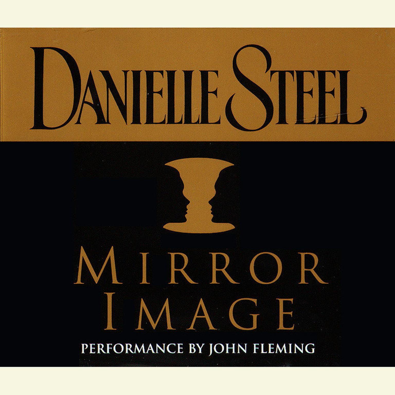 Printable Mirror Image Audiobook Cover Art