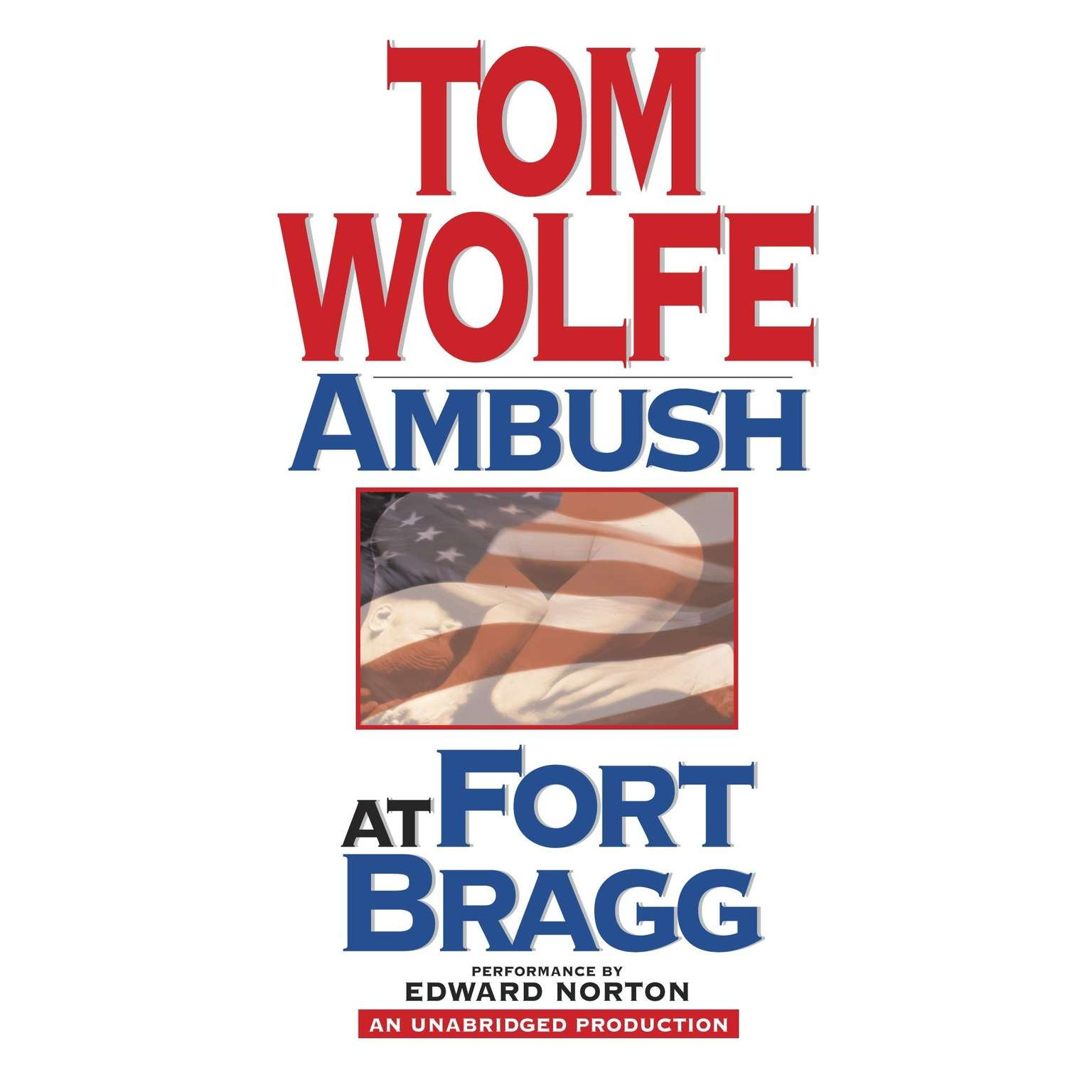 Printable Ambush at Fort Bragg Audiobook Cover Art