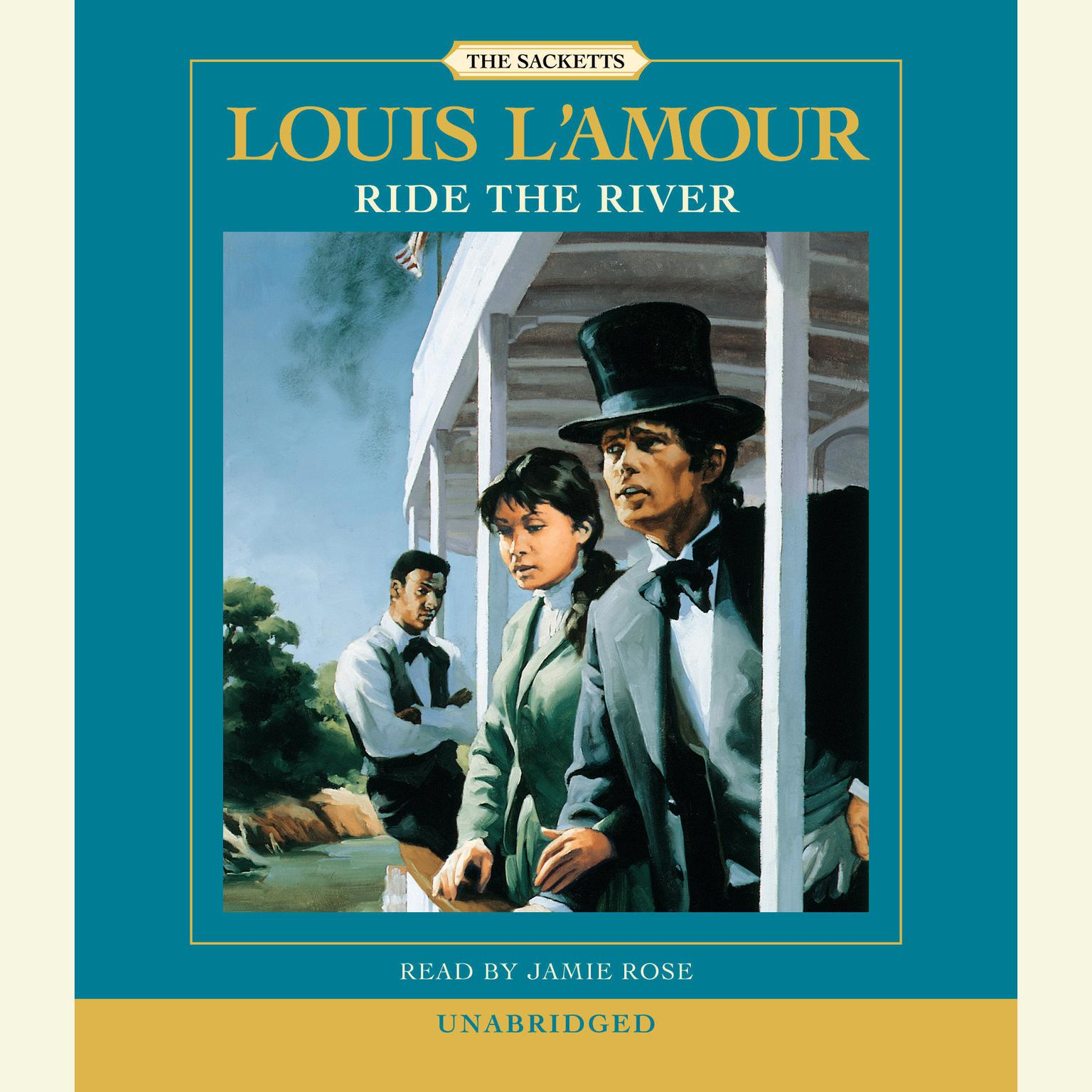 Printable Ride the River Audiobook Cover Art
