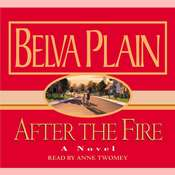 After the Fire, by Belva Plain