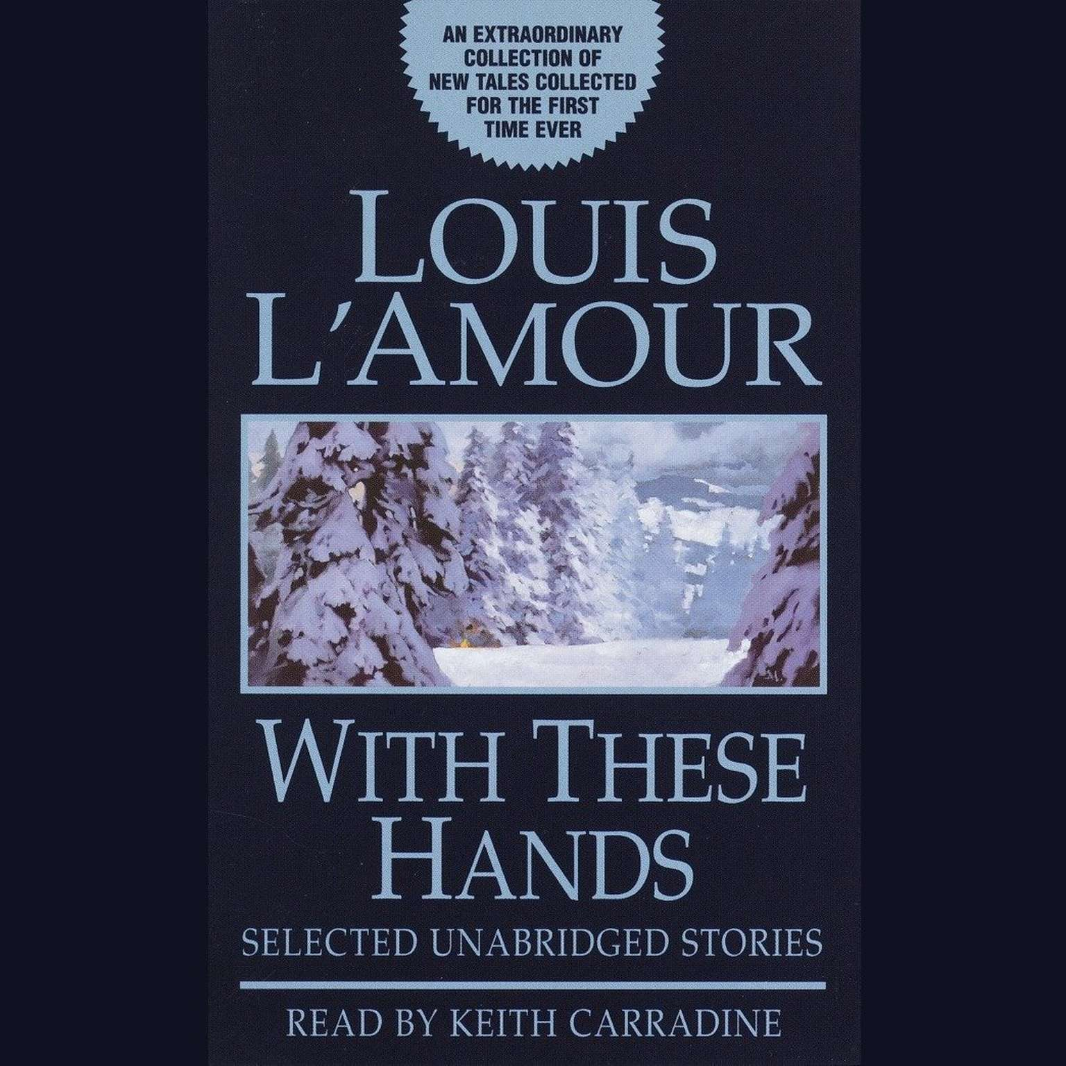 Printable With These Hands: Stories Audiobook Cover Art