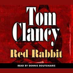 Red Rabbit Audiobook, by Tom Clancy