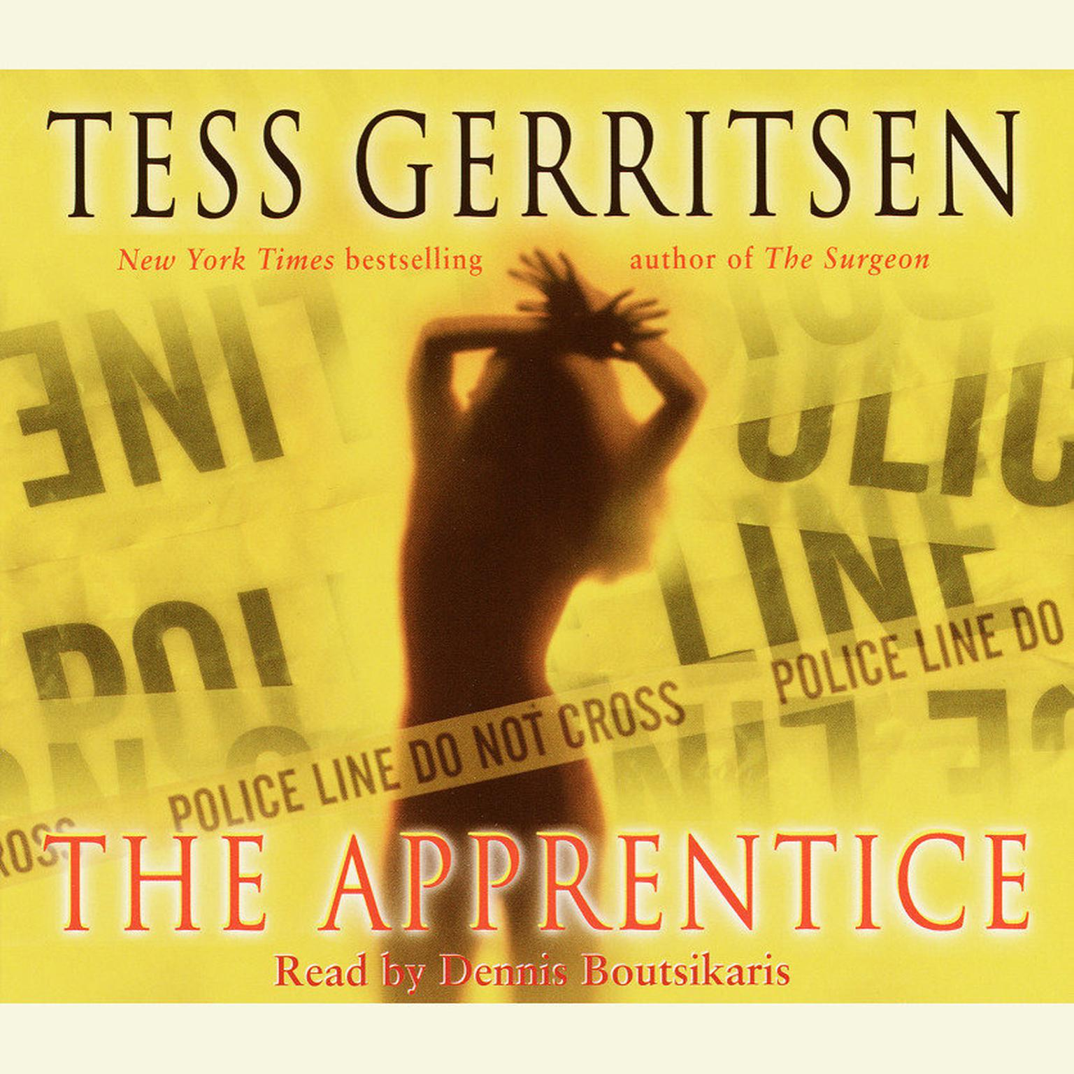 Printable The Apprentice: A Rizzoli & Isles Novel Audiobook Cover Art