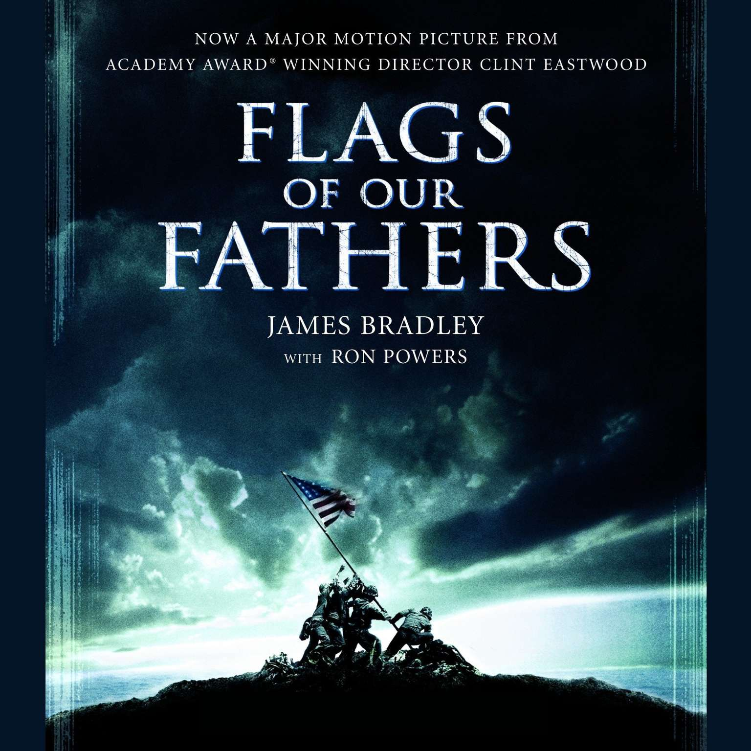 Printable Flags of Our Fathers Audiobook Cover Art