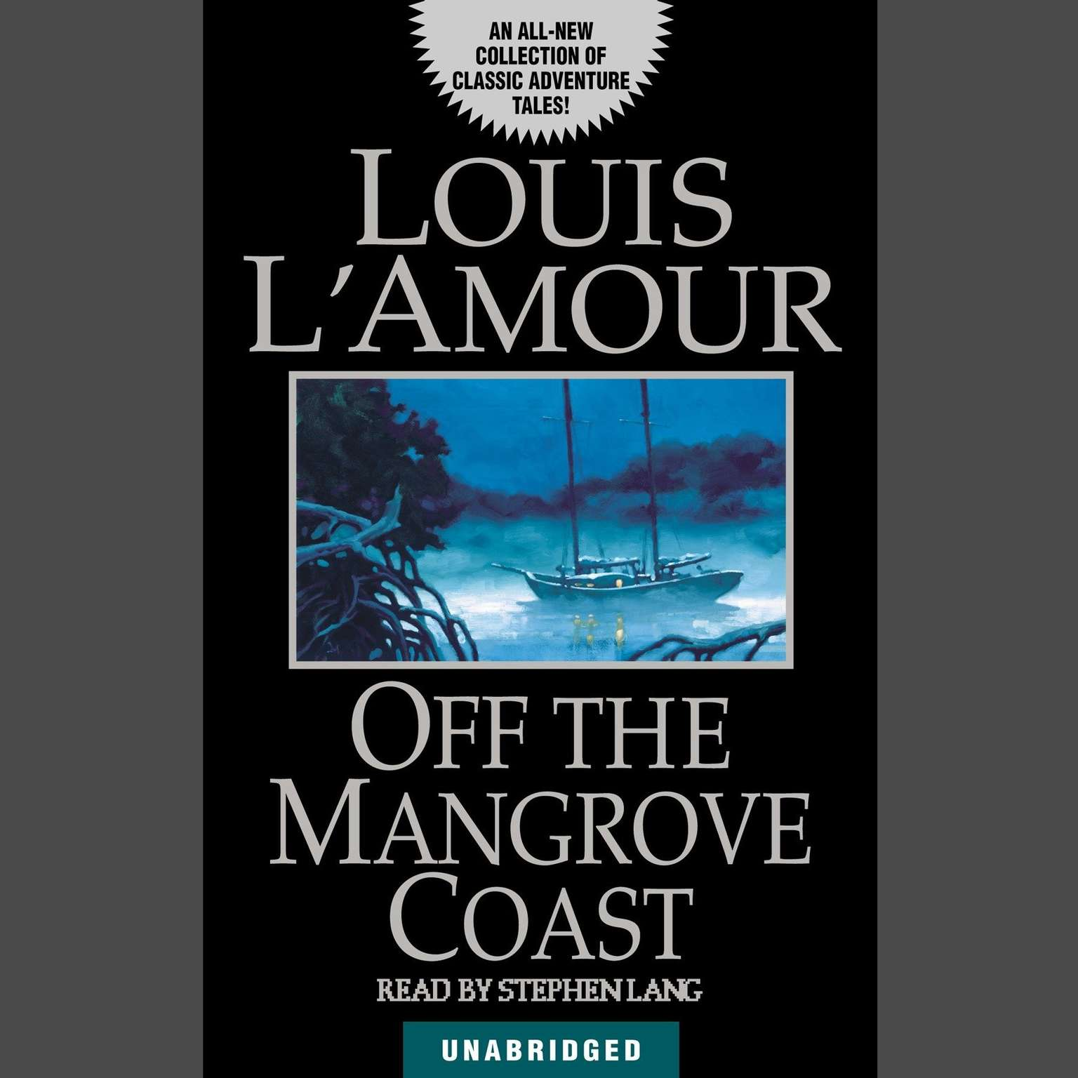 Printable Off the Mangrove Coast: Stories Audiobook Cover Art