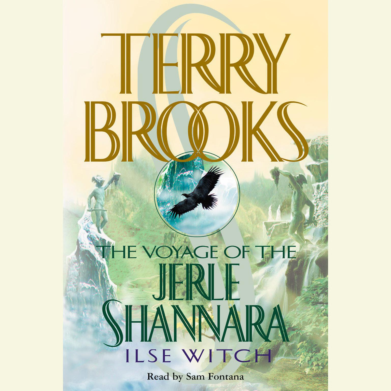 Printable Ilse Witch: The Voyage of the Jerle Shannara: Ilse Witch Audiobook Cover Art