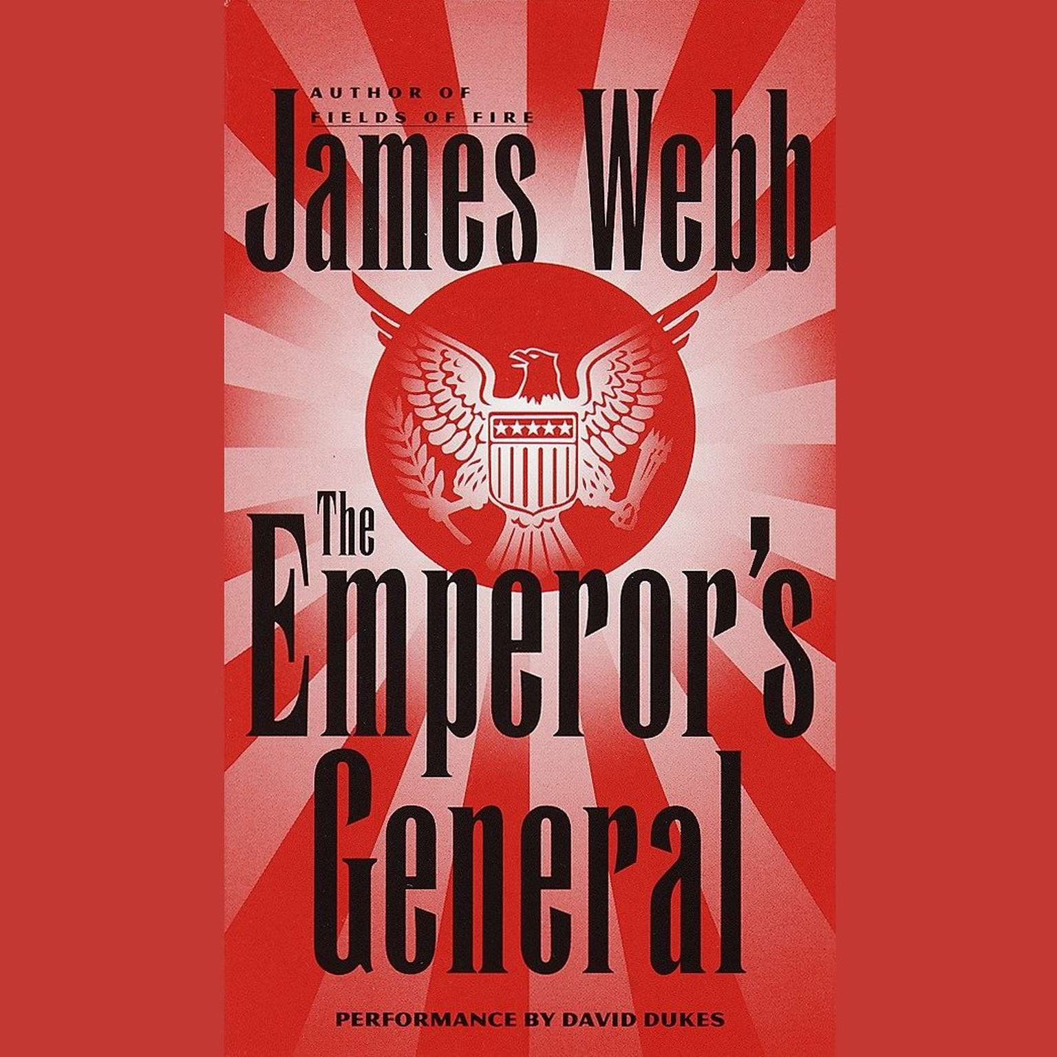 Printable The Emperor's General Audiobook Cover Art