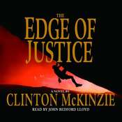 The Edge of Justice Audiobook, by Clinton McKinzie