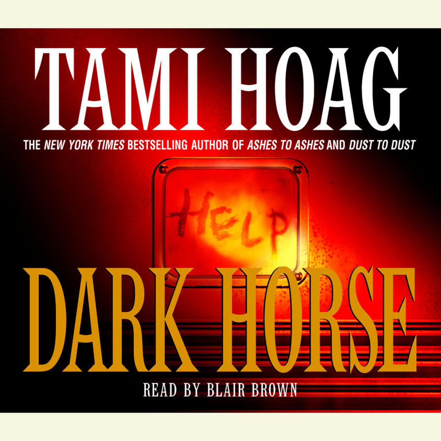 Printable Dark Horse Audiobook Cover Art