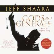 Gods and Generals Audiobook, by Jeffrey M. Shaara, Jeff Shaara