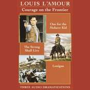 Courage on the Frontier Box Set, by Louis L'Amour
