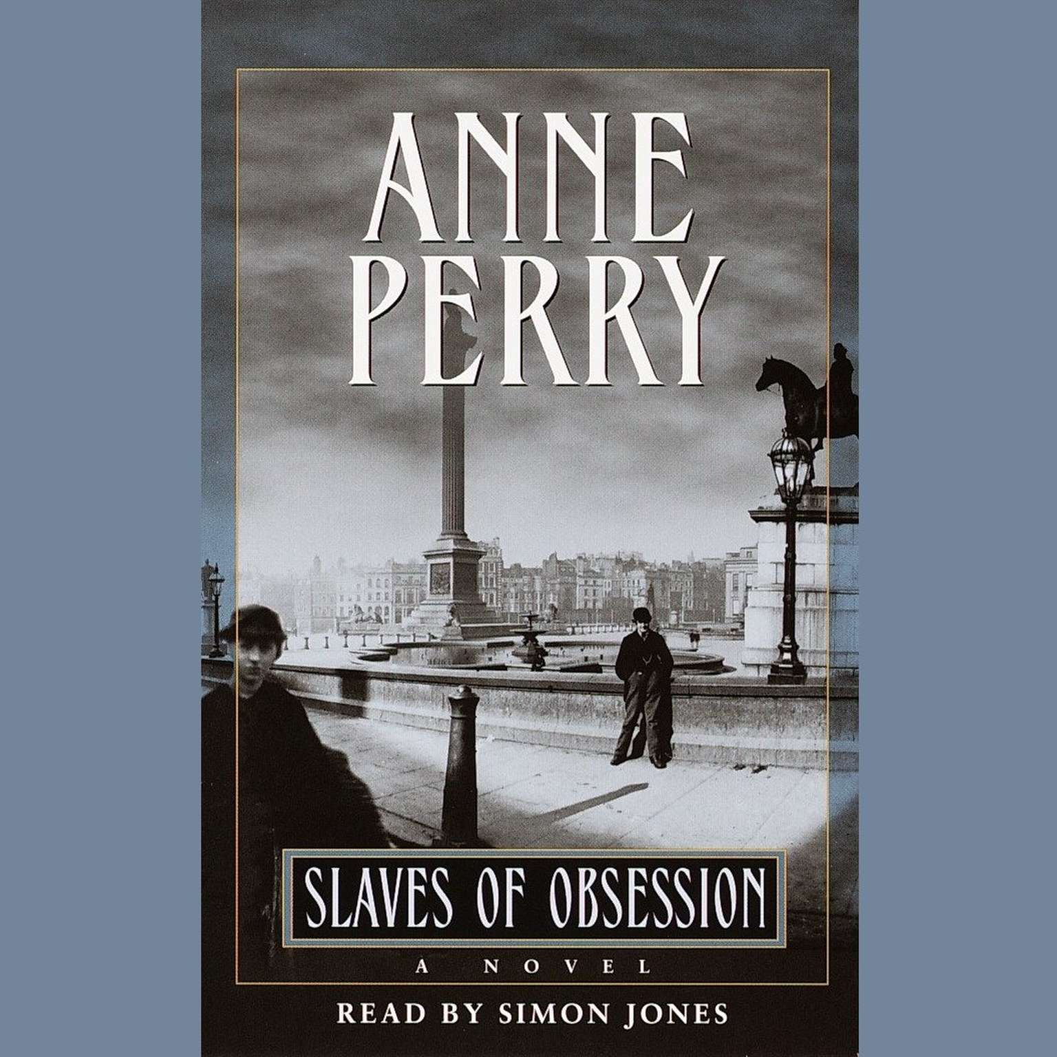 Printable Slaves of Obsession Audiobook Cover Art