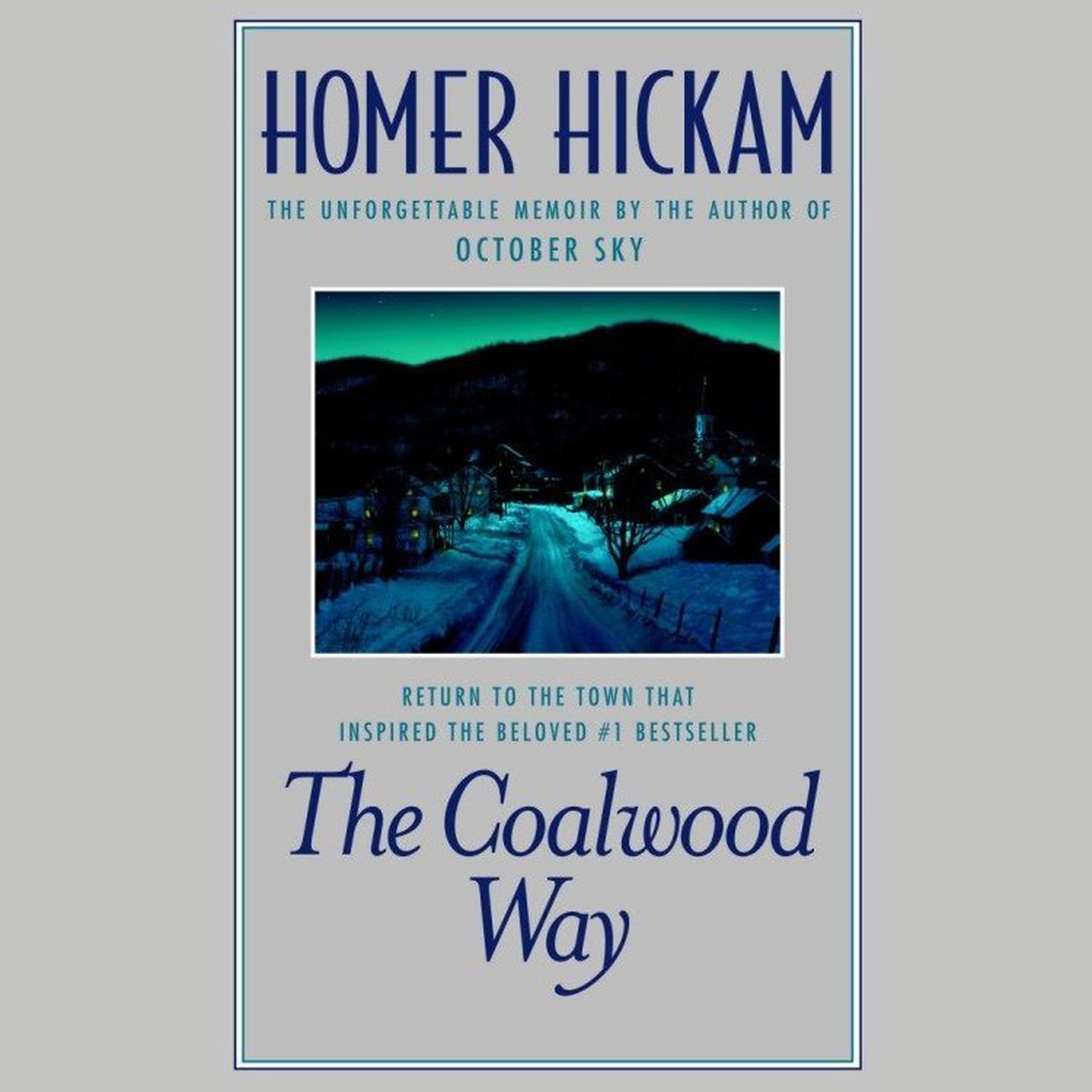 Printable The Coalwood Way Audiobook Cover Art