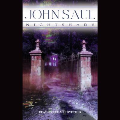 Nightshade Audiobook, by John Saul