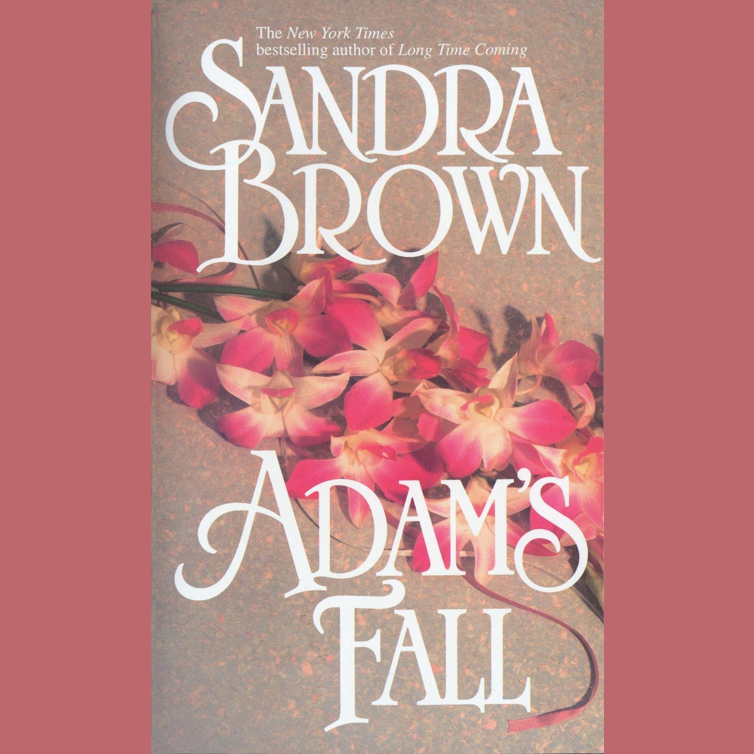 Printable Adam's Fall Audiobook Cover Art