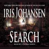The Search Audiobook, by Iris Johansen