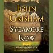 Sycamore Row Audiobook, by John Grisham