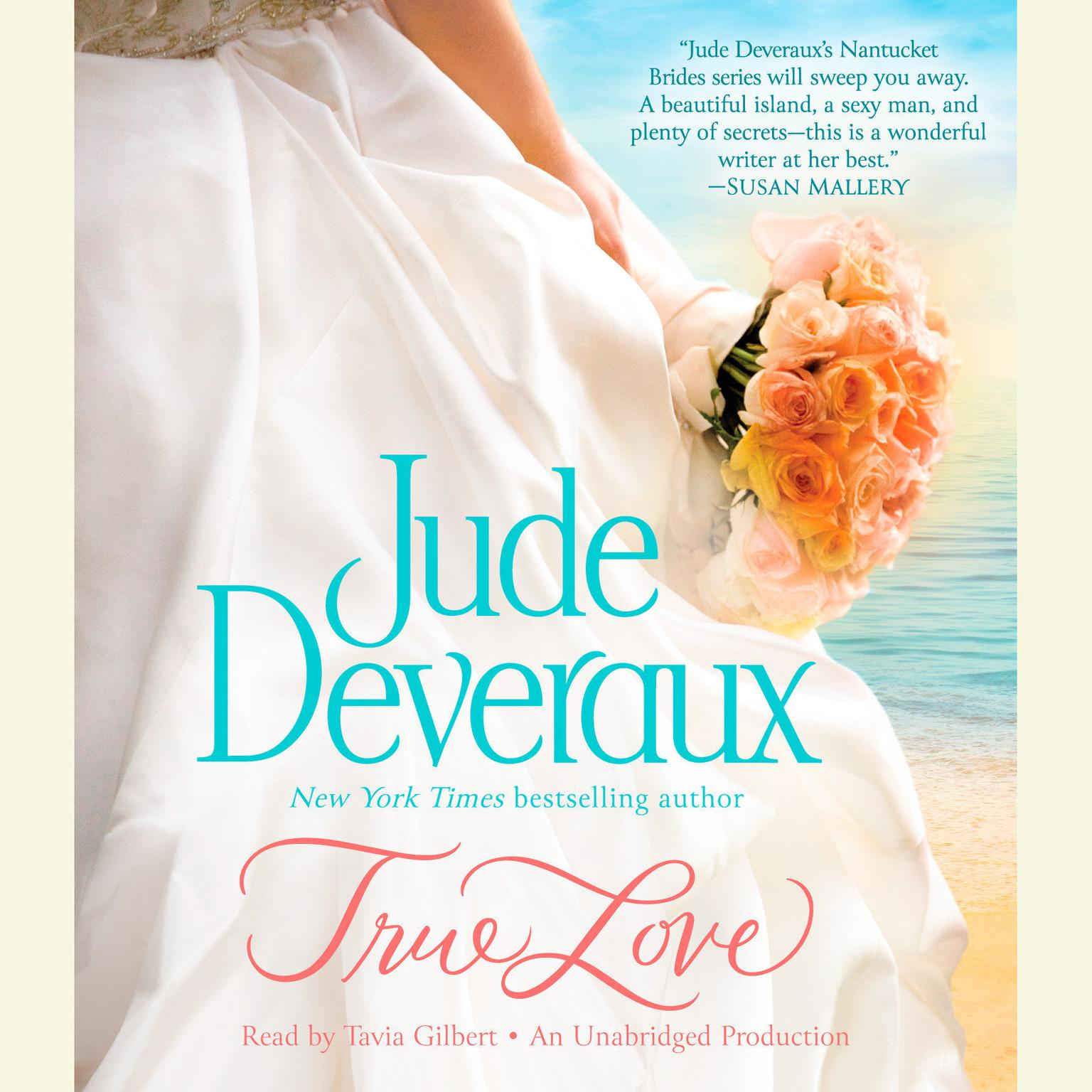 Printable True Love Audiobook Cover Art