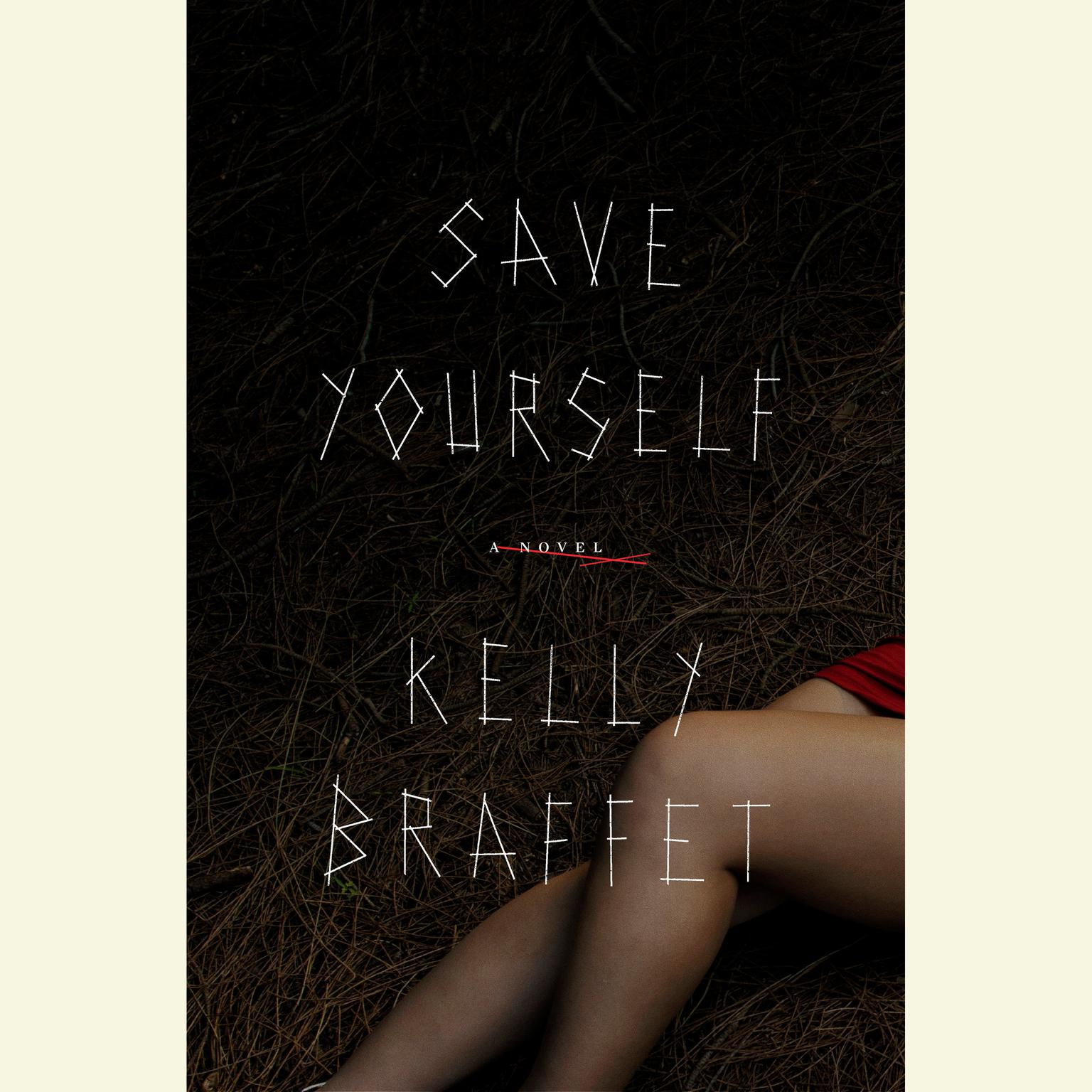 Printable Save Yourself: A Novel Audiobook Cover Art