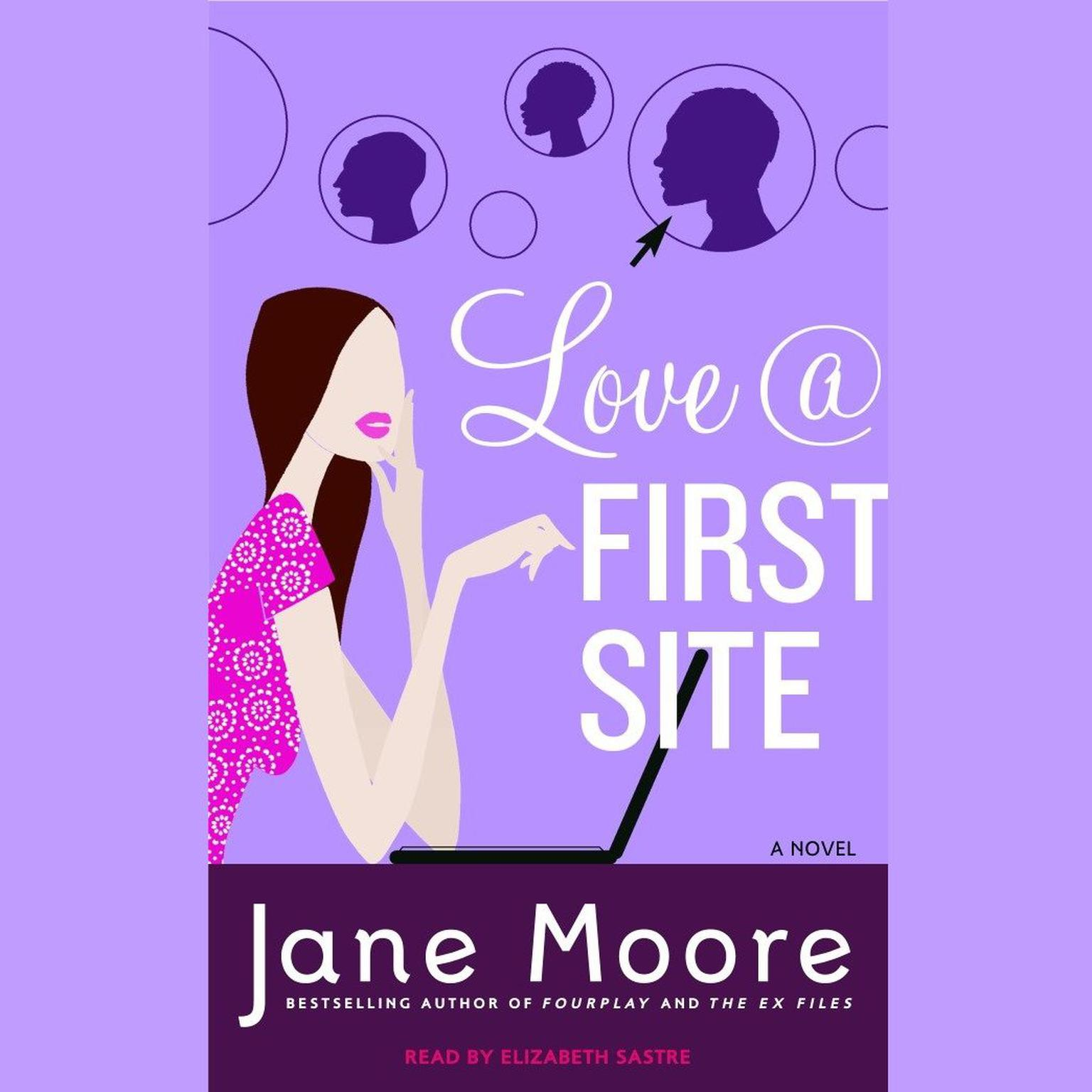 Printable Love @ First Site: A Novel Audiobook Cover Art