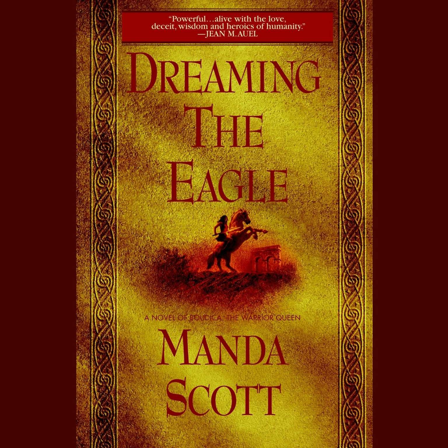 Printable Dreaming the Eagle Audiobook Cover Art