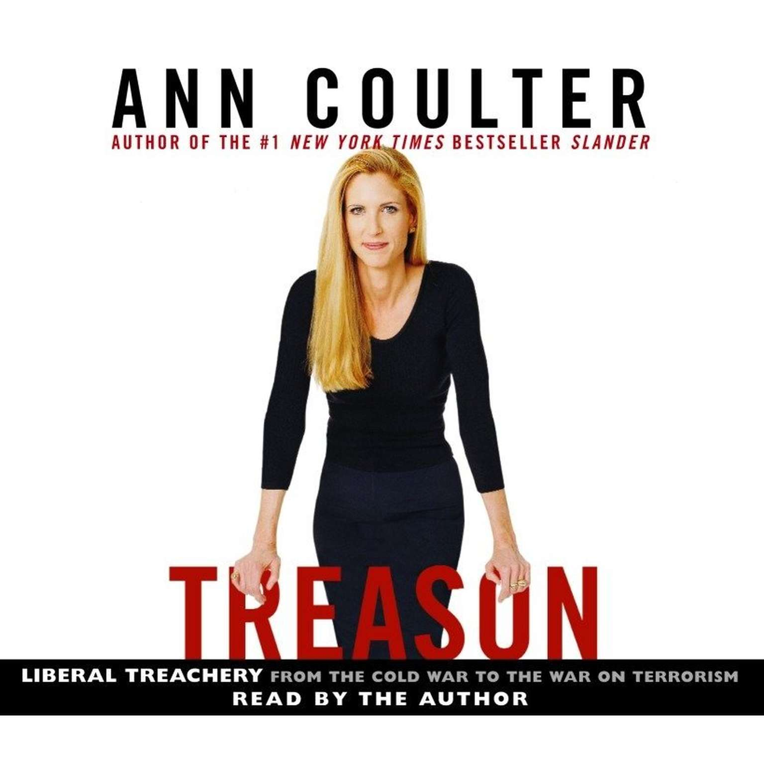 Printable Treason: Liberal Treachery from the Cold War to the War on Terrorism Audiobook Cover Art