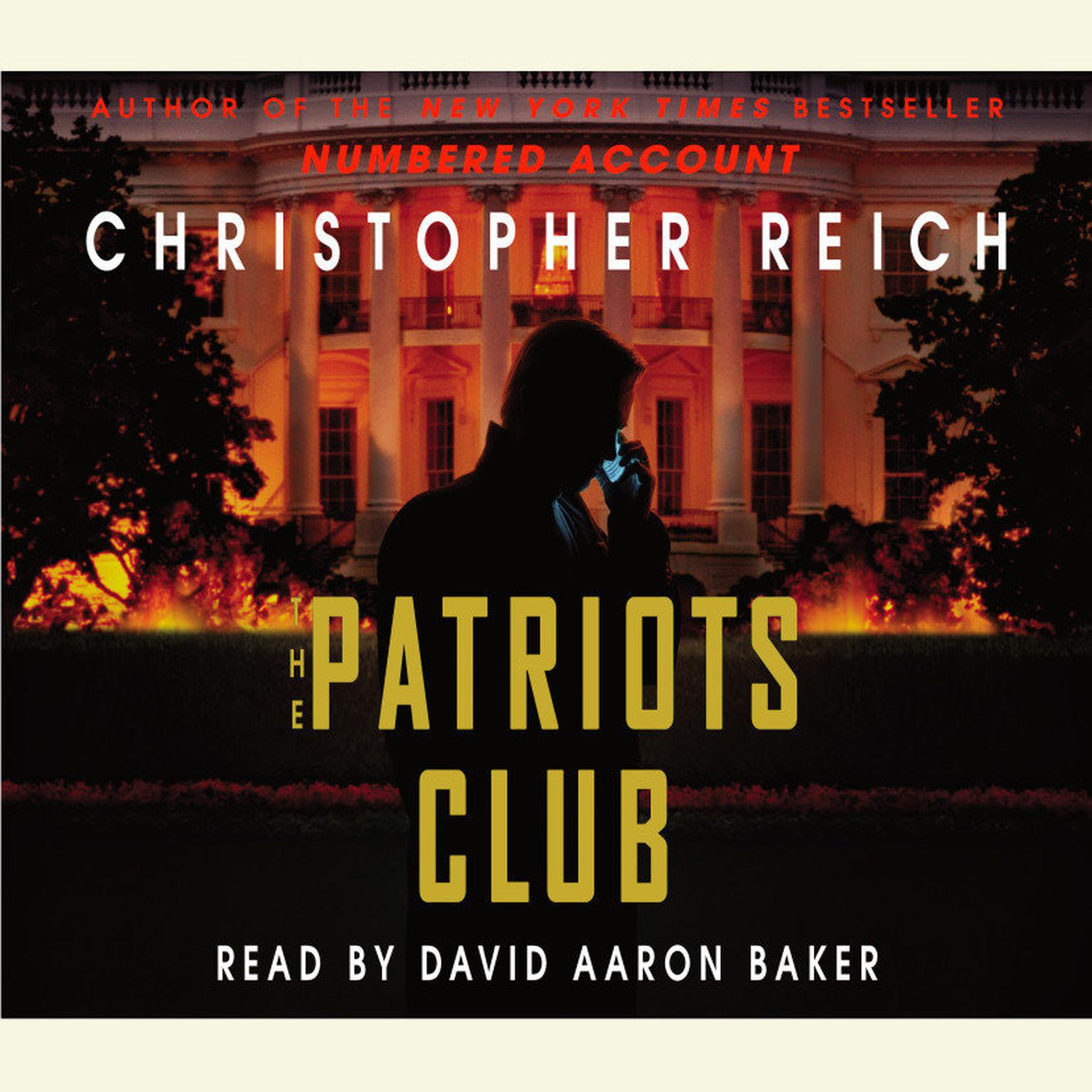 Printable The Patriots Club Audiobook Cover Art