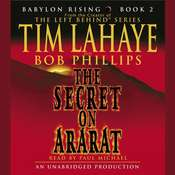 Babylon Rising: The Secret on Ararat Audiobook, by Tim LaHaye, Bob Phillips