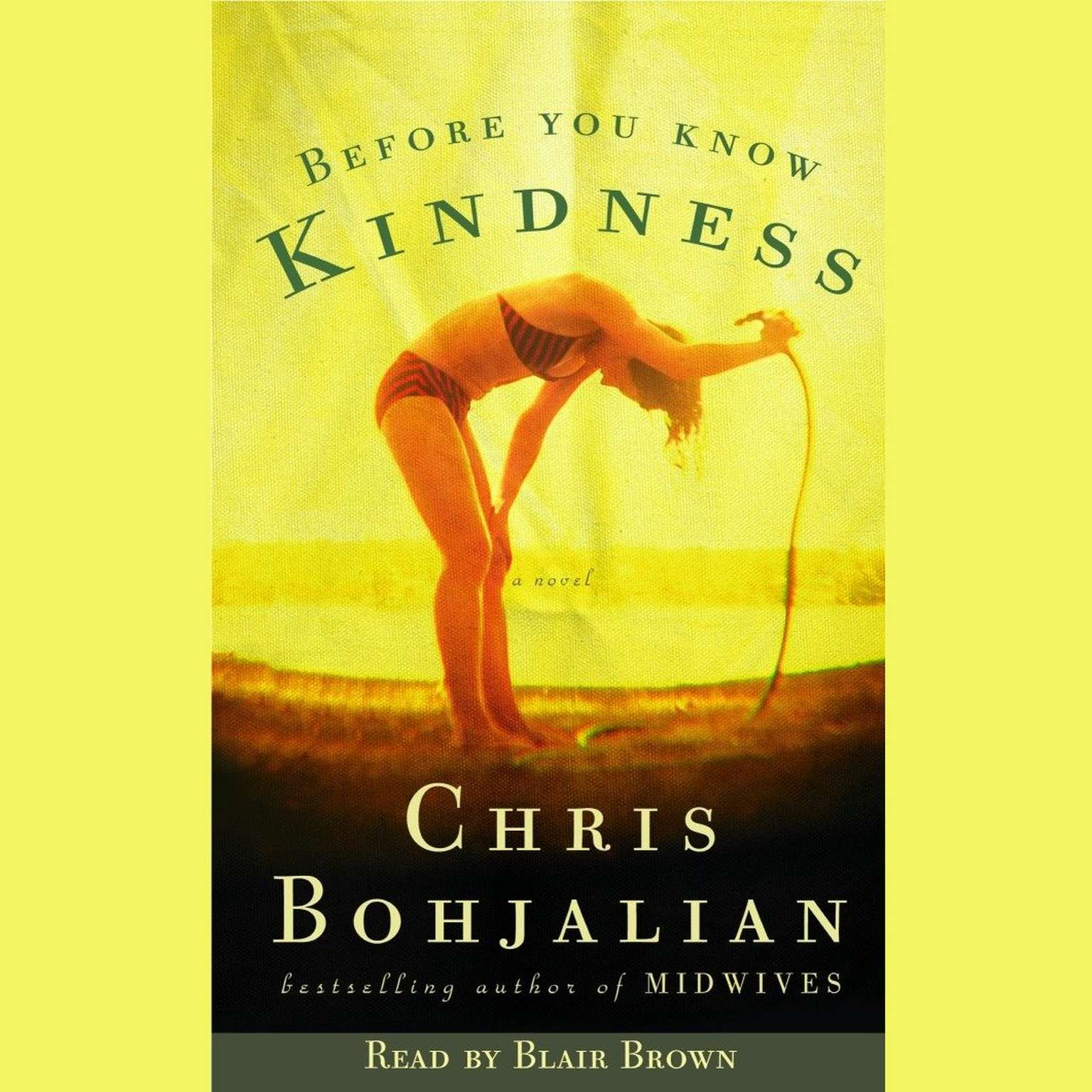Printable Before You Know Kindness: A Novel Audiobook Cover Art