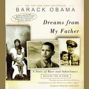 Dreams from My Father: A Story of Race and Inheritance Audiobook, by Barack Obama