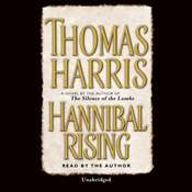 Hannibal Rising Audiobook, by Thomas Harris
