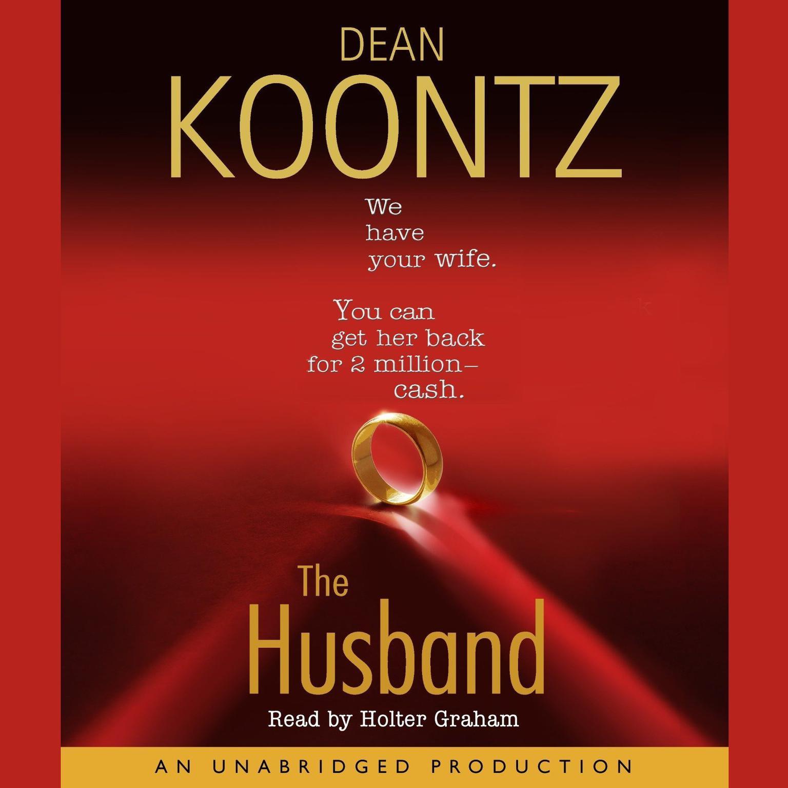 Printable The Husband Audiobook Cover Art