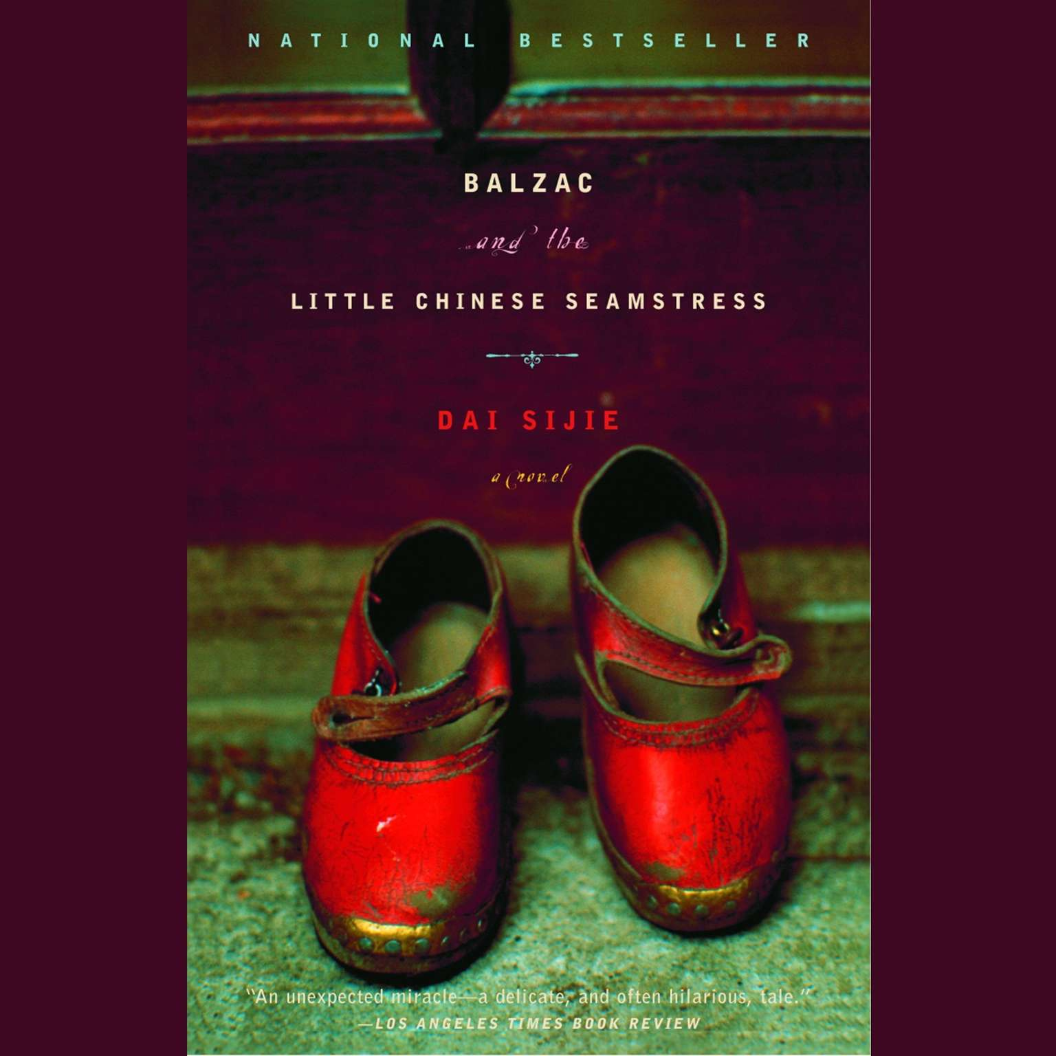 Printable Balzac and the Little Chinese Seamstress Audiobook Cover Art