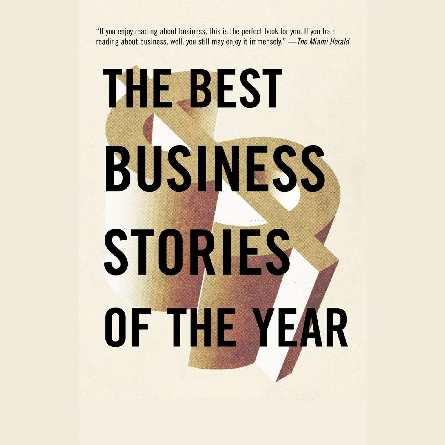 Printable The Best Business Stories of the Year: 2002 Edition Audiobook Cover Art