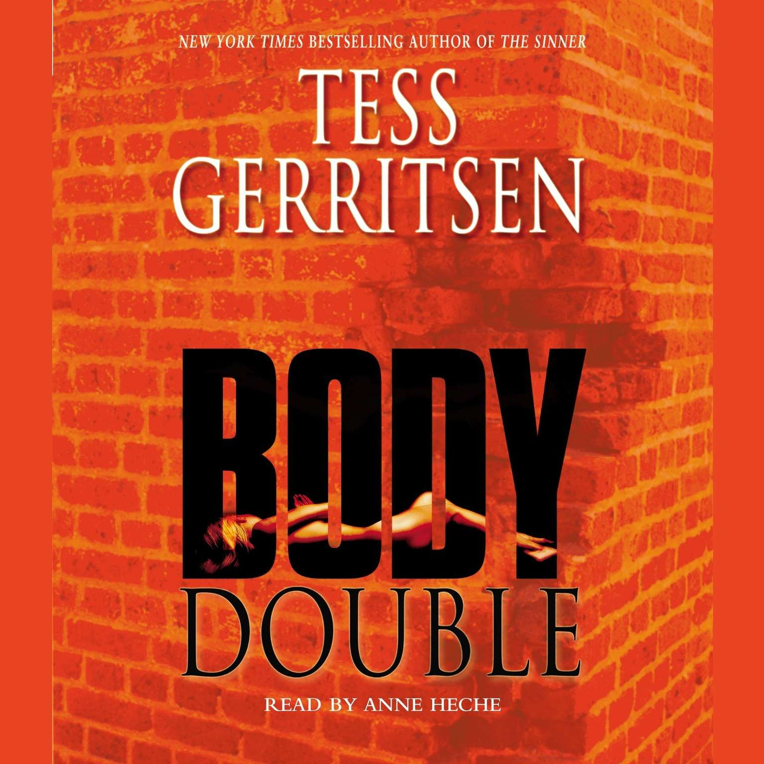 Printable Body Double: A Novel Audiobook Cover Art