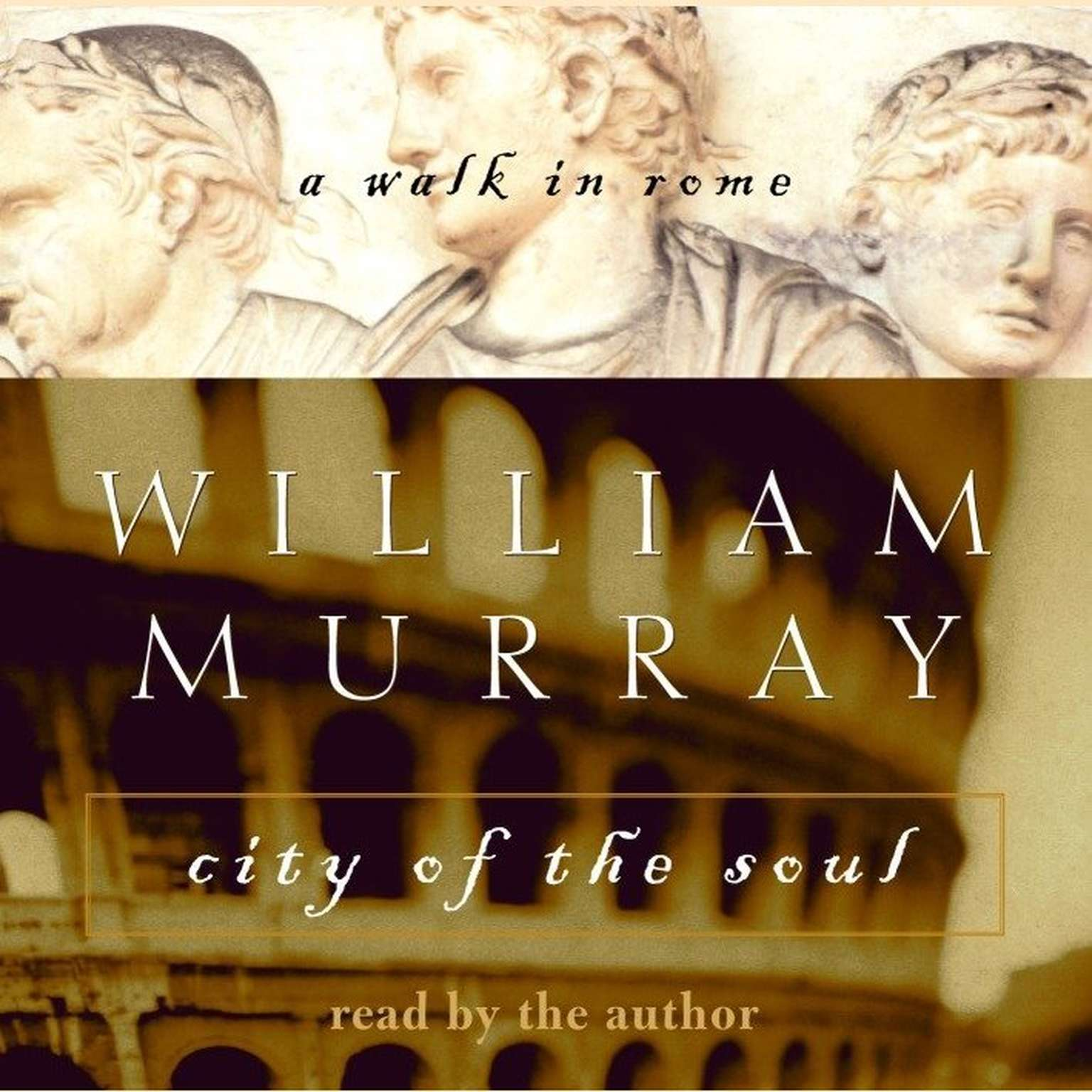 Printable City of the Soul: A Walk In Rome Audiobook Cover Art