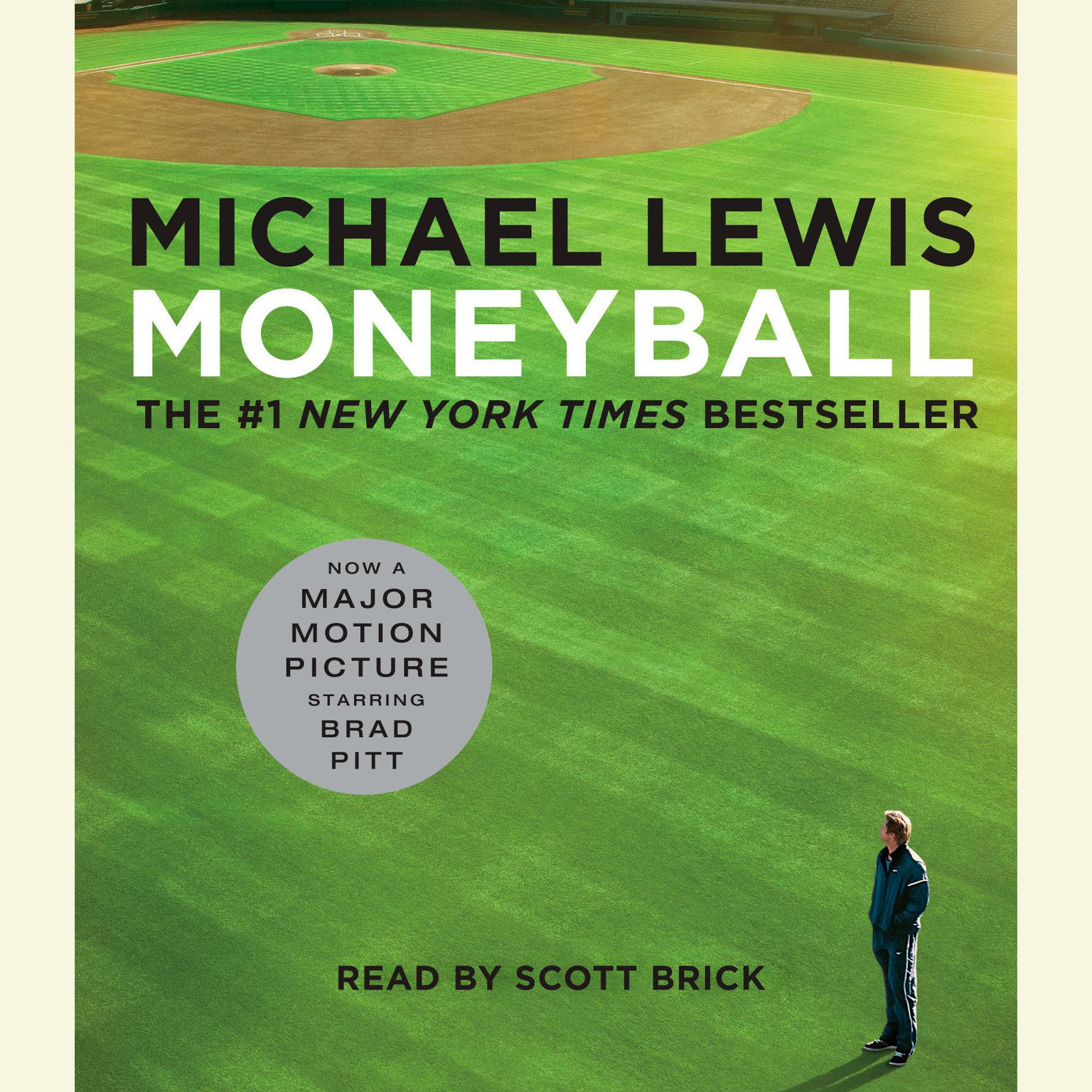 Printable Moneyball Audiobook Cover Art