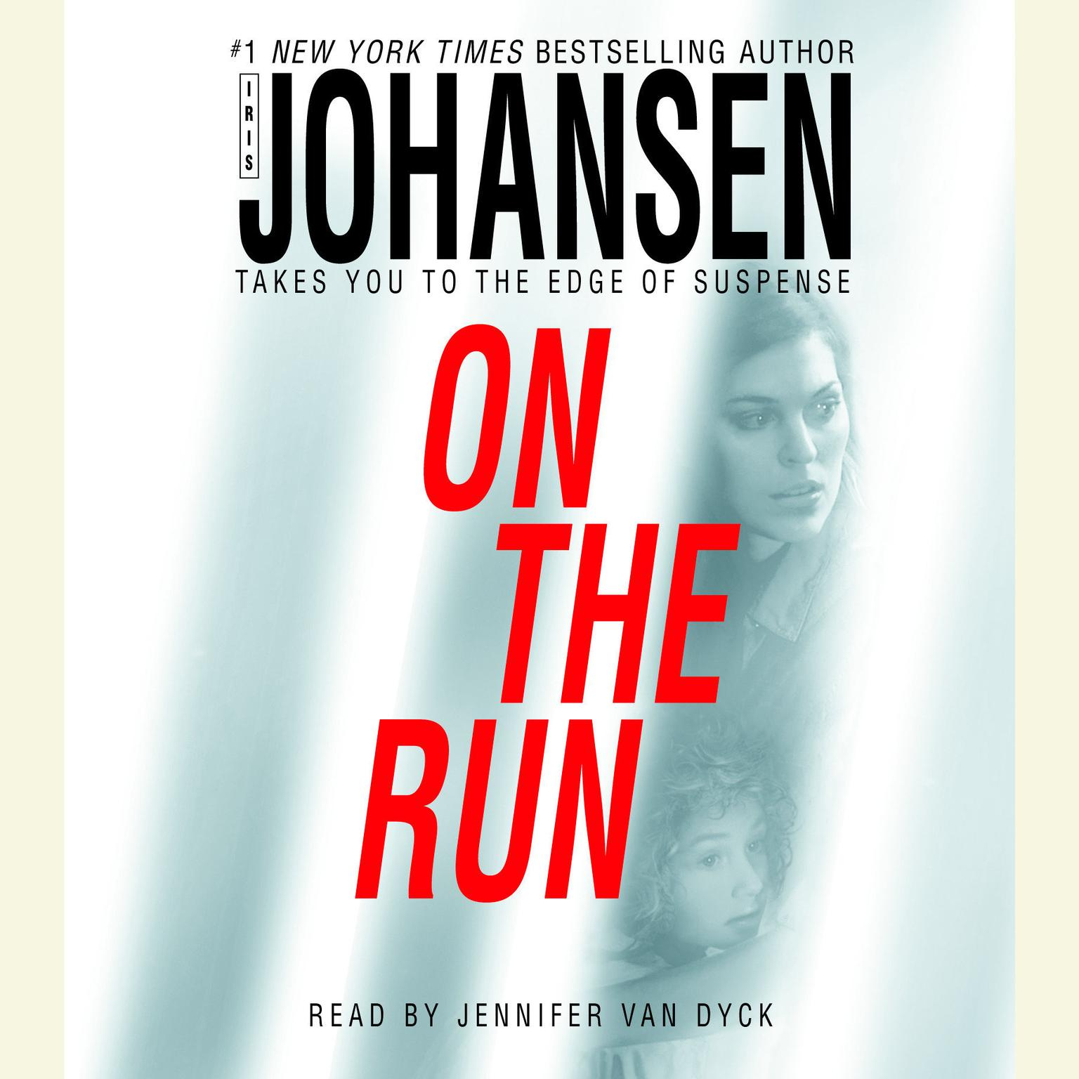 Printable On the Run Audiobook Cover Art