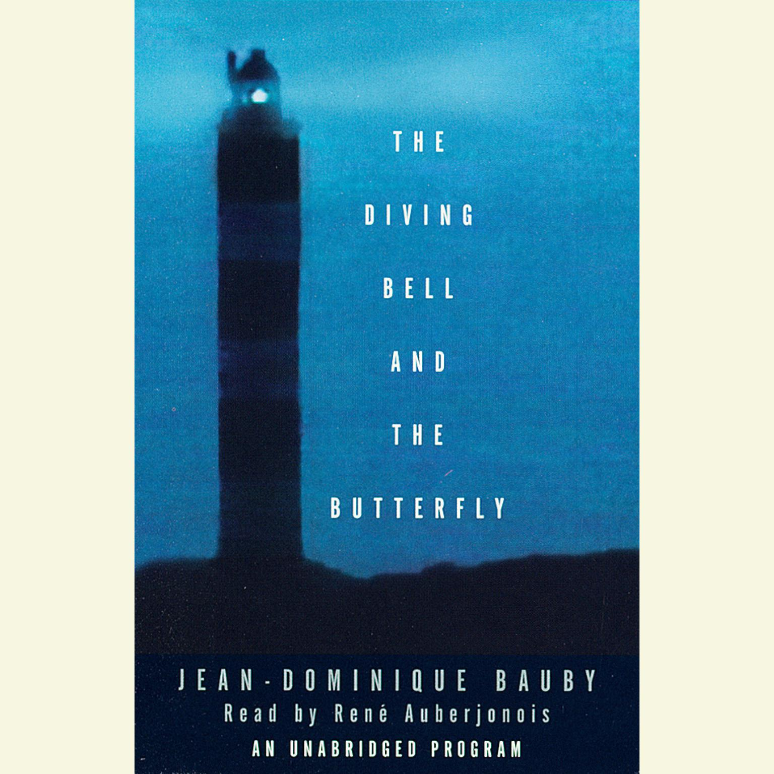Printable The Diving Bell and the Butterfly: A Memoir of Life in Death Audiobook Cover Art
