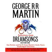 Dreamsongs Section 1: A Four-Color Fanboy: A Four-Color Fanboy Audiobook, by George R. R. Martin