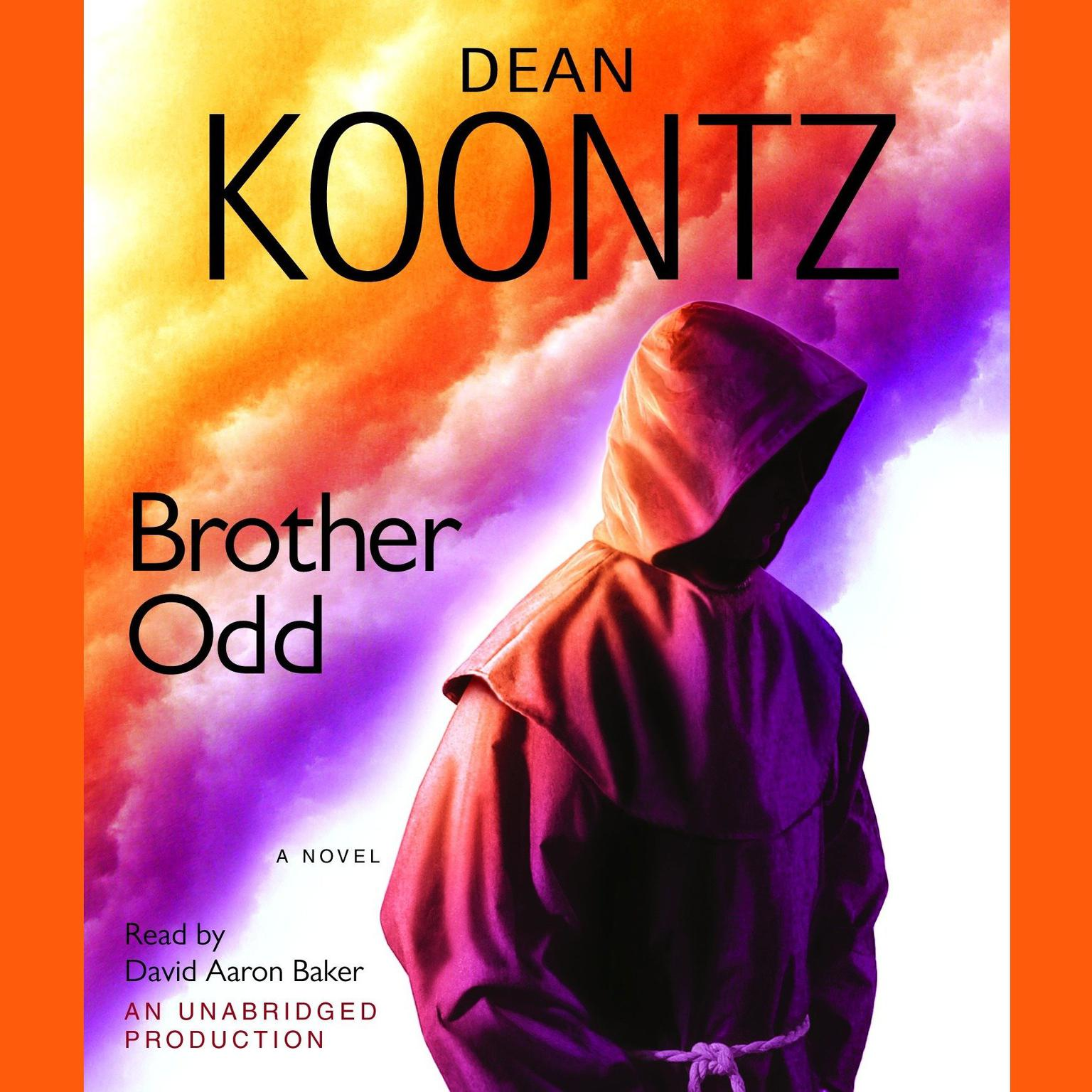 Printable Brother Odd: An Odd Thomas Novel Audiobook Cover Art