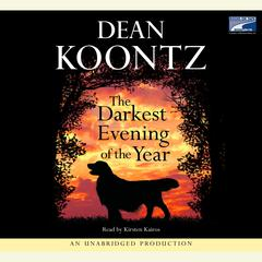 The Darkest Evening of the Year Audiobook, by