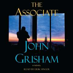 The Associate: A Novel Audiobook, by John Grisham